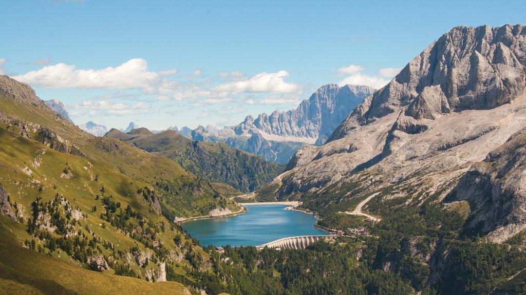 Lago di Fedaia (Foto navi72 / Shutterstoch.com)