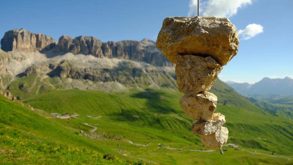 Panorama dal Rifugio Baita Fedarola (Ph. Mirko Ropelato)