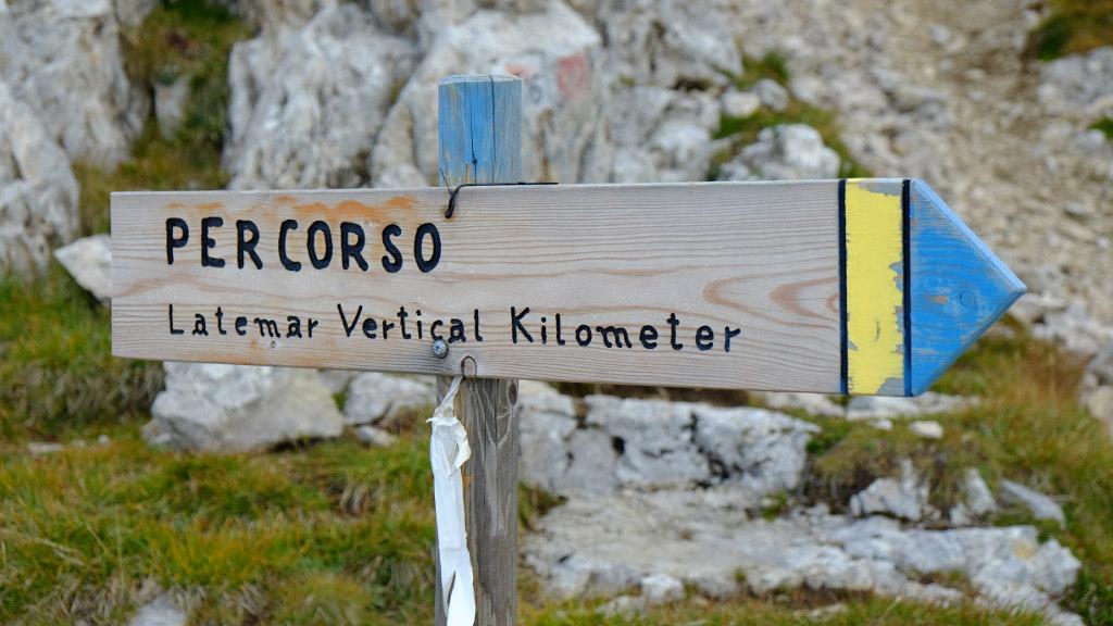 Latemar Vertical Kilometer (Ph. Mirko Ropelato)