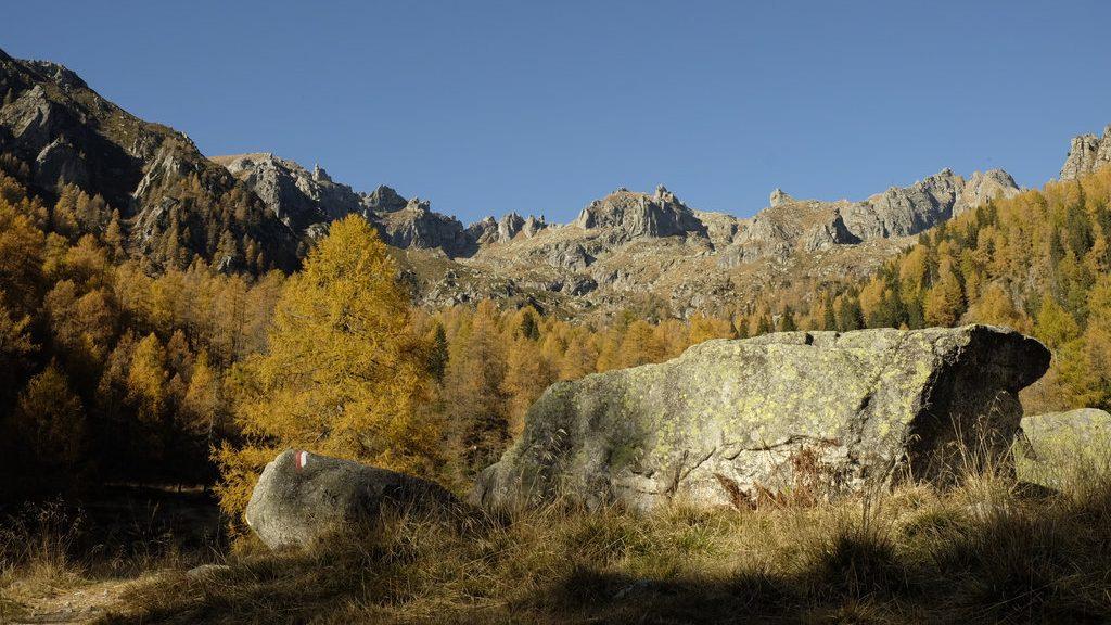Anfiteatro di cime attorno a Mlaga Quarazza (Ph. Mirko Ropelato)