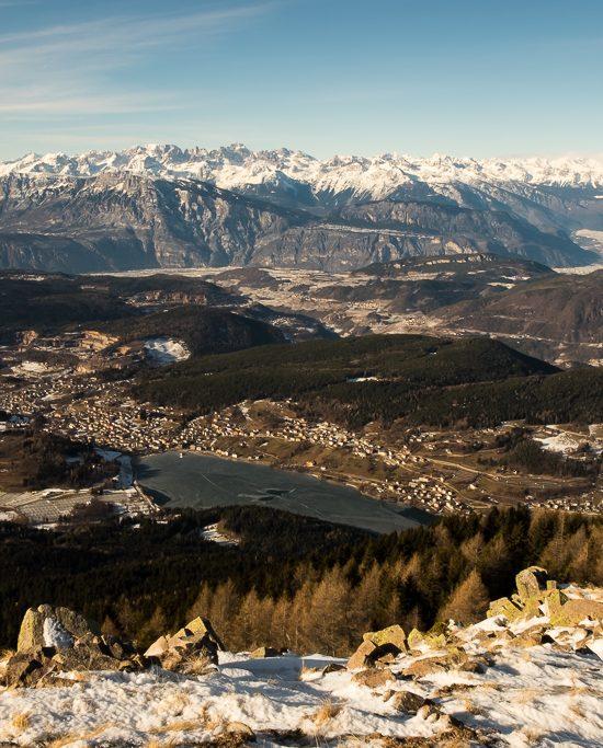 Panorama dal Dosso di Costalta (Ph. Mirko Ropelato)