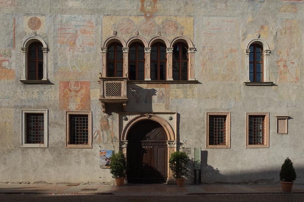 Palazzo Geremia (Ph. Mirko Ropelato)