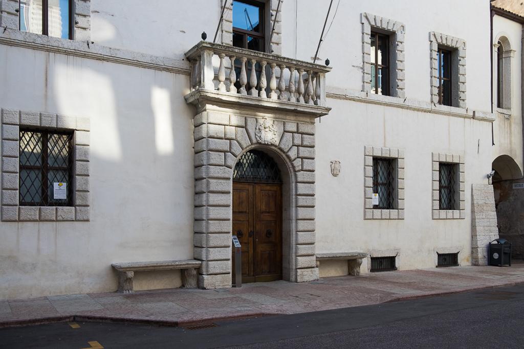 Palazzo Roccabruna (Ph. Mirko Ropelato)
