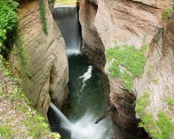 Cascata della Serra di Ponte Alto (Ph. Mirko Ropelato)