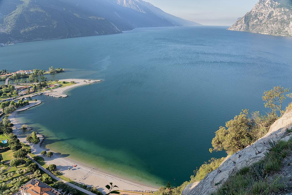 Panorama dal Monte Brione (Ph. Mirko Ropelato)