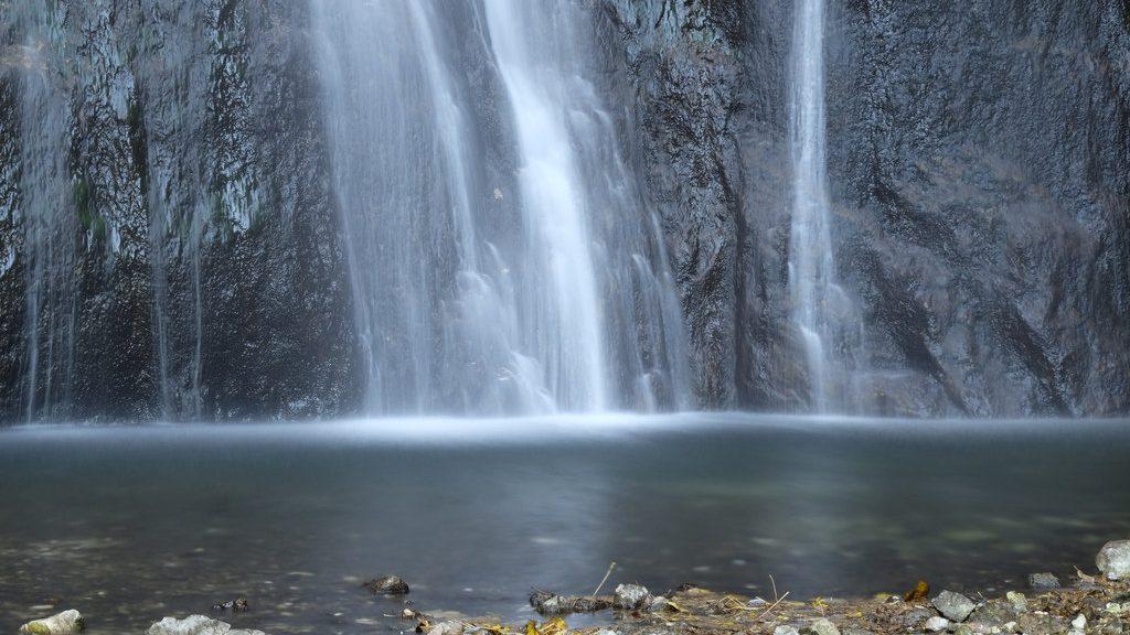 Il salto finale della cascata di Tret (Ph. Mirko Ropelato)