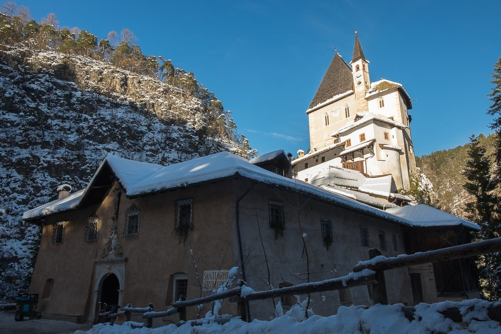 Santuario di San Romedio (Ph. Mirko Ropelato)